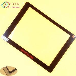 Image 4 - For AUTEL MaxiSys Pro MS905 MS906 S MS908 P TS BT PRO Automotive Diagnostic touch screen panel Digitizer Glass sensor