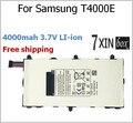 4000 мАч 3.7 В T4000E Аккумулятор для Samsung для GALAXY Tab 3 7.0 T210 T211 T210R T217A SM-T210R