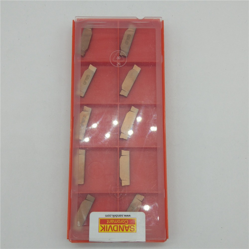 YZ66 10pcs N123G2-0300-0002-GF 1125 Carbide Inserts yz66 10pcs 266lg 16mm01a300m 1125 60 iso 3 0 ext l carbide inserts