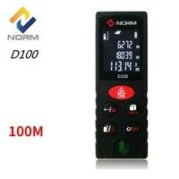 Mini Yellow D40 40M Electronic Digital Laser Tape Measures