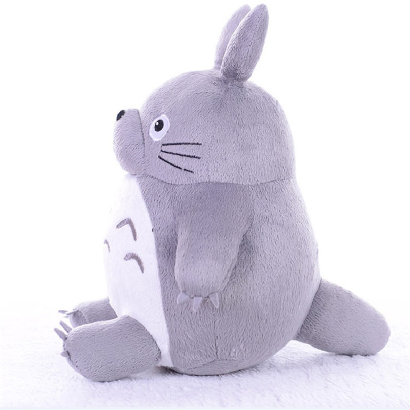 Plush Toy Totoro Cute Soft Stuffed Anime Toys Doll Large Size Pillow Totoro Best Gifts Toys For Children Animation Dolls Gift 10