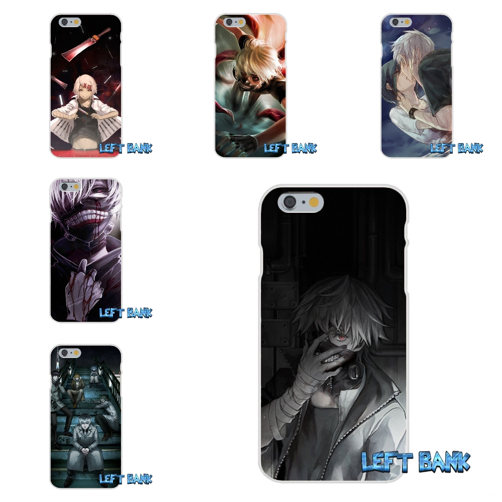 For Sony Xperia Z Z1 Z2 Z3 Z5 compact M2 M4 M5 E3 T3 XA Aqua Tokyo Ghoul Soft Silica Gel TPU Phone Case Silicone Cover