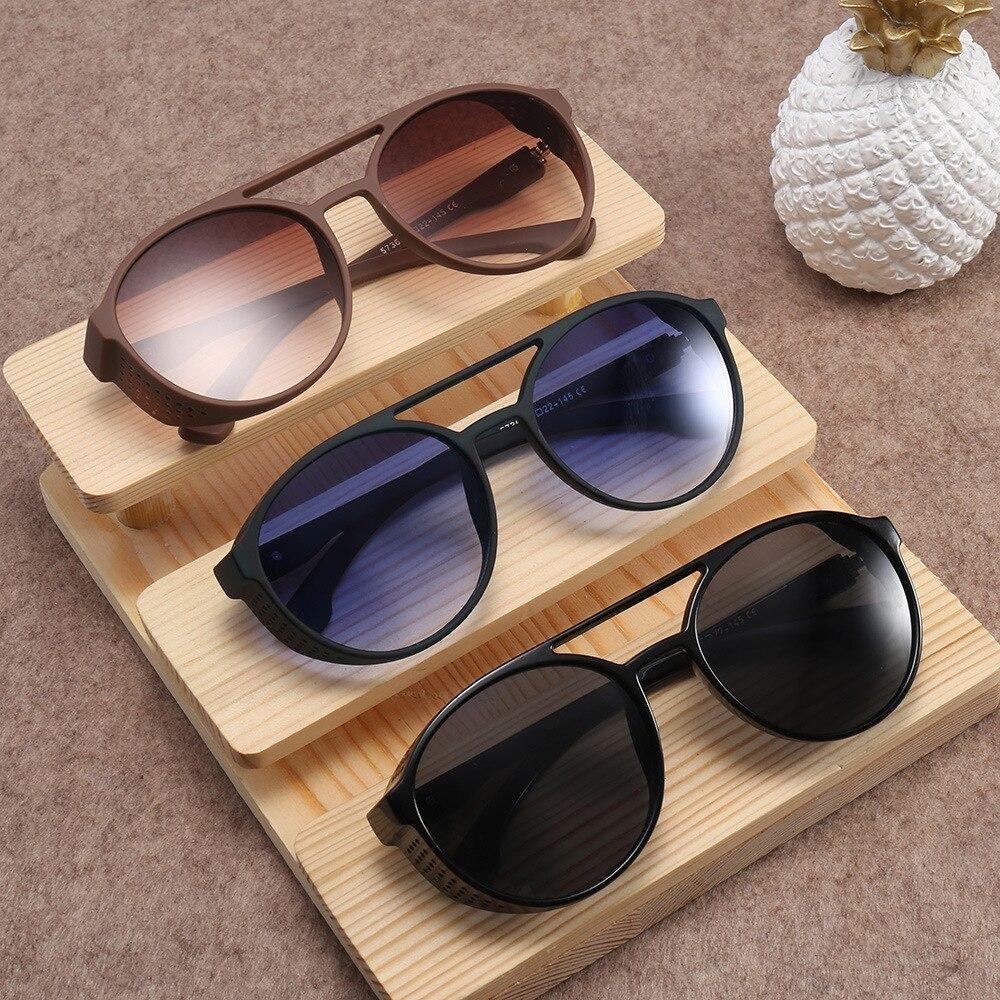 d5f8a145c6ee MINCL chic Round punk Sunglasses Men 2019 New Vintage Designer Brand Round  Sun Glasses Male