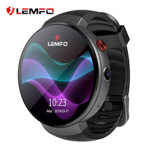 LEMFO LEM7 Smart Watches Android 7.0 Watch Phone LTE 4G Smart Watch Phone Heart Rate 1GB + 16GB with Camera Translation tool(China)