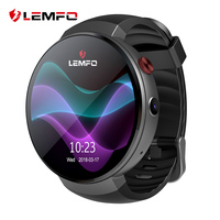 LEMFO LEM7 Smart Watches Android 7.1 Watch Phone LTE 4G Smart Watch Phone Heart Rate 1GB + 16GB with Camera Translation tool