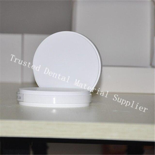 HEIßER! 1 stück ST HT OD98 * 16/18/20MM CAD/CAM Wieland System Zahn Zirkonia Block für Fräsen Maschine Zirkonium Keramik Blöcke