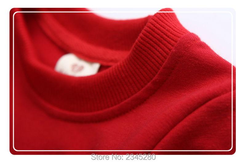 T-Shirts For Boys Girls Deer Animal Print Sweatshirt Clothes Childrens Sweaters Raglan Tops Teen Children Blouse Kids Tees Bobo03