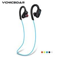 Vchicsoar S5 Wireless Bluetooth Earphones Sports Running Headset V4 1 Stereo HiFi Headphones Hands Free Calls