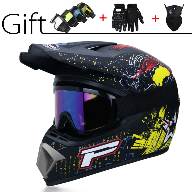 motorcycle helmet ATV Dirt bike downhill cross capacete da motocicleta cascos motocross off road helmets