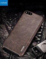 X Level Original Ultra Thin Slim Case For Xiaomi Mi6 Mi 6 Luxury Vintage PU Leather