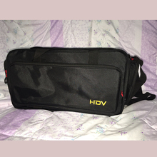 Professional DSLR Nylon Camera Bag Travel Photo Bag Single Shoulder Backpack for Sony Canon Nikon Olympus