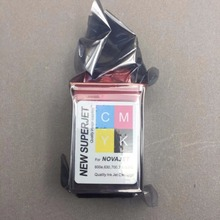 6PC Novajet 750 inkjet printer printhead for encad novajet 750 505 600 630 500 736 750 850 880 print head ink jet cartridge CMYK