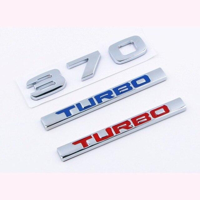 מכונית אישיות טורבו טורבו סטנדרטי הונדה כתר כביש 370 טורבו רכב להדביק את סימן אחורי שדרוג