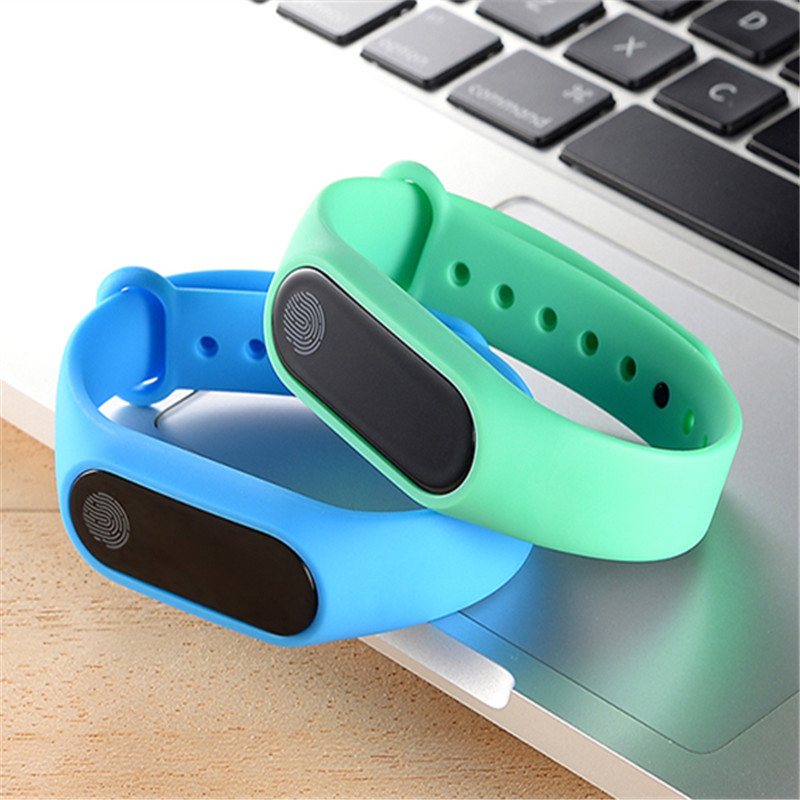 Hiwego Smart Wristband M2 Smart Bracelet Heart Rate Monitor
