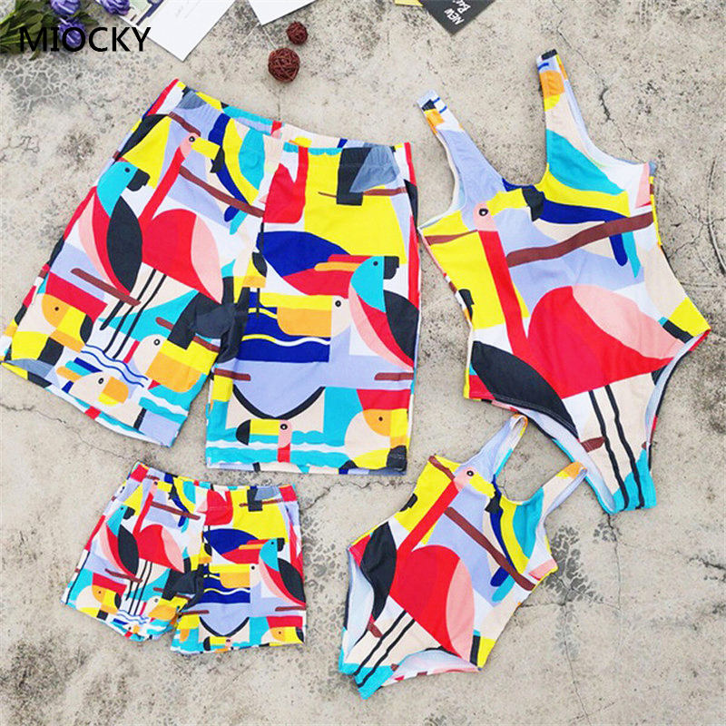 Household Matching Mom Mother Daughter Dad Father Son Swimsuit Summer season Bikini Matching Swimwear Males Boy Bathing Shorts Outfits E067 Aliexpress, Aliexpress.com, On-line purchasing, Automotive, Telephones & Equipment, Computer...