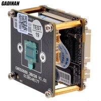 GADINAN 4MP 25FPS H.265 IPC Modülü Kurulu Hi3516D + 1/3
