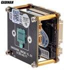 "GADINAN 4MP 25FPS H.265 IPC Module Board Hi3516D+1/3"" OV4689 low illumination with IR-CUT and LAN Cable Support ONVIF CMS MYEYE"