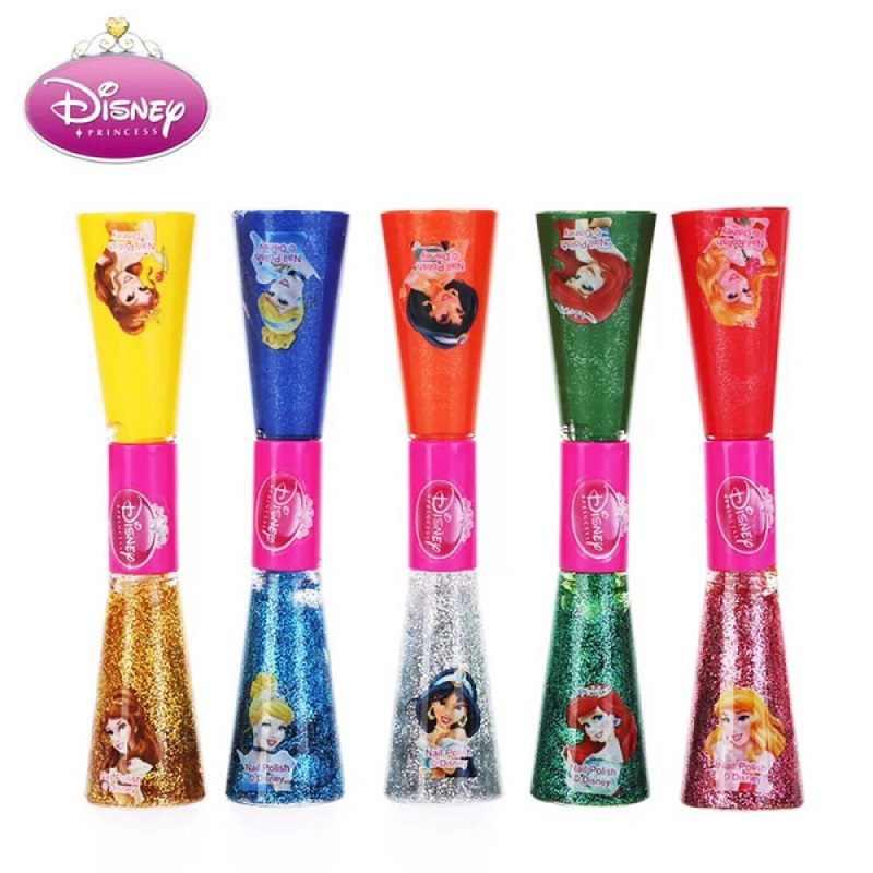 Дисней Принцесса Дети игрушки Парикмахерская дети подарок на день рождения девочки игрушки для 8 лет на водной основе лаки для ногтей набор девушки игры подарок