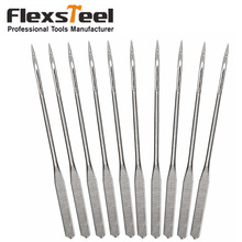 Flexsteel 10 Pieces Universal Regular Point Sewing Machine Needles Size #9, 11, 14, 16 for Woven Fabric Tools & Accessory