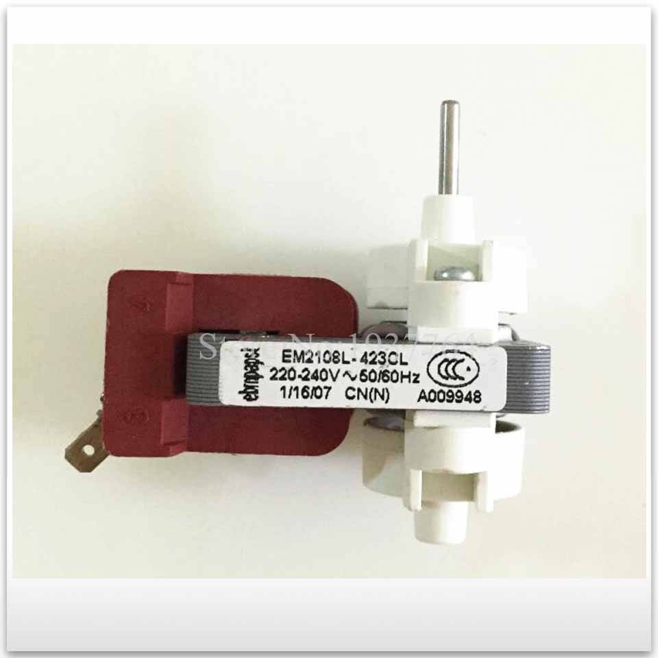 good working High-quality for refrigerator fan Motor EM2108L-423CL EM2108L-423CL/CG-C02 cooling fan motorgood working High-quality for refrigerator fan Motor EM2108L-423CL EM2108L-423CL/CG-C02 cooling fan motor
