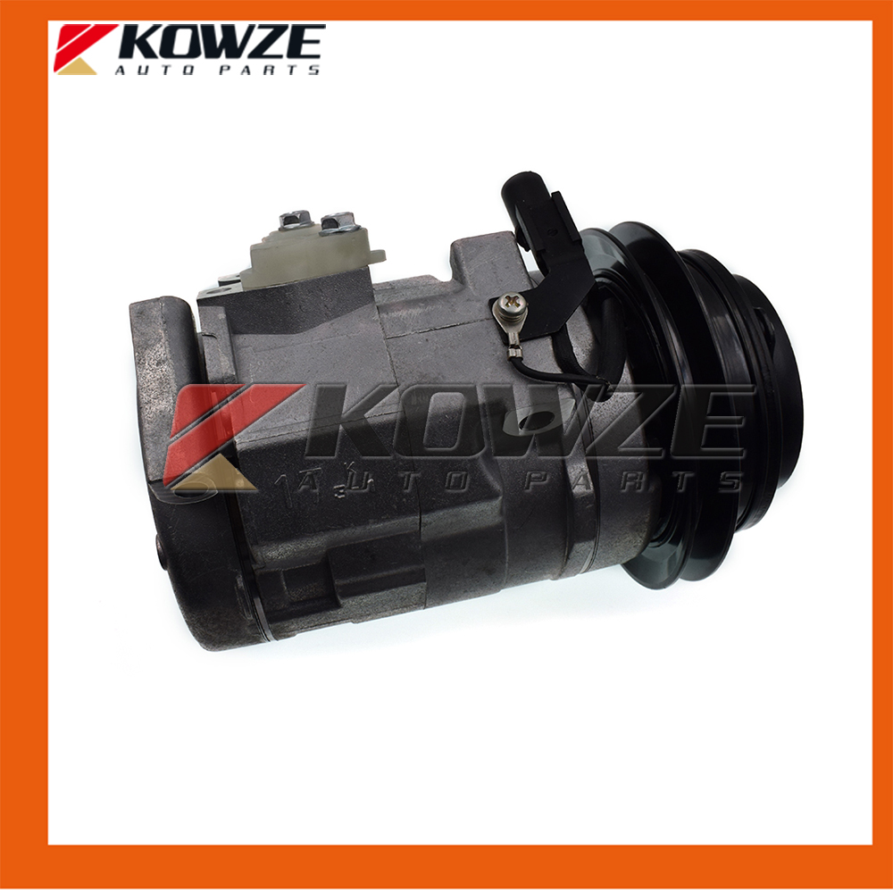 A/C Compressor Assy For Mitsubishi PAJERO MONTERO III 3rd 2.8D 4M40 3.2D 4M41 2000-2006 MR500876 air inlet snorkel for mitsubishi pajero montero shogun 3 iii v73 2000 2006