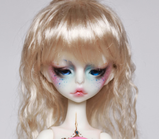 Free shipping! face makeup&eyes included! Doll-Chateau-DC Zora top quality 1/6 bjd baby girl doll high art creey doll gift кукла bjd dc doll chateau 6 bjd sd doll zora soom volks