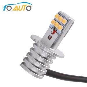 Image 1 - Ampoule anti brouillard, lumière automatique DRL 6000K Led très brillante K 12 SMD 6000, LED, 1 pièce