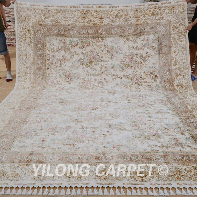 5 liran oriental tapis grand antique beige tapis - Tapis Beige