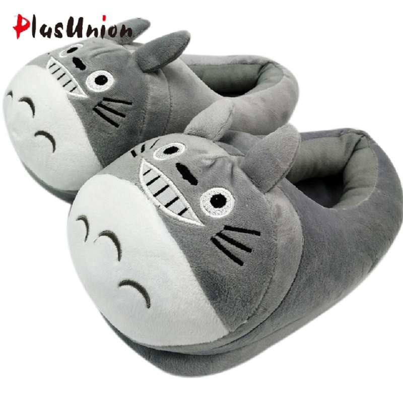 animal cartoon home warm cute indoor cat slippers women house home ladies anime slipper with fur adult shoes winter pantoufles qweek women home animal slippers fur indoor rabbit slippers warm ladies cute funny adult slippers female slide house shoes