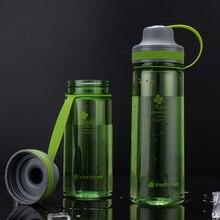 Movimiento de 500 ml/600 ml Botella de Agua de Plástico Diseño de Paja Taza Espacio Joven Bicicleta/Al Aire Libre/Escalada/campamento Copas Vasos Al Aire Libre