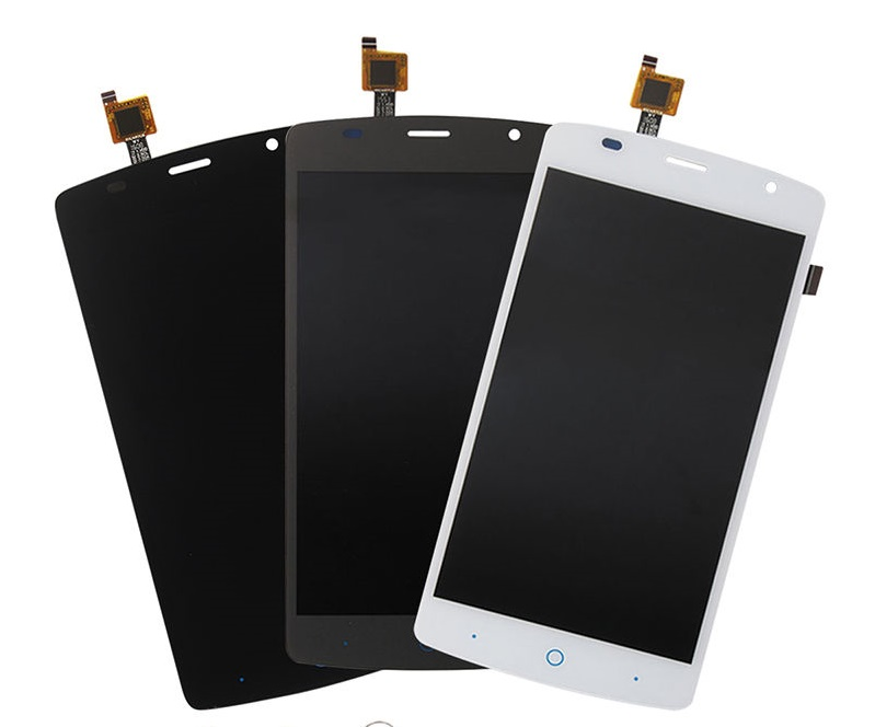 replacement For ZTE Blade L5 Plus LCD Display and Touch Screen With Frame Assembly Repair Part