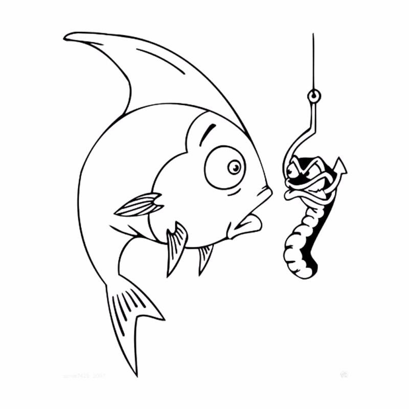 Риболовецький клуб Риба Смішні - Зовнішні аксесуари для автомобілів