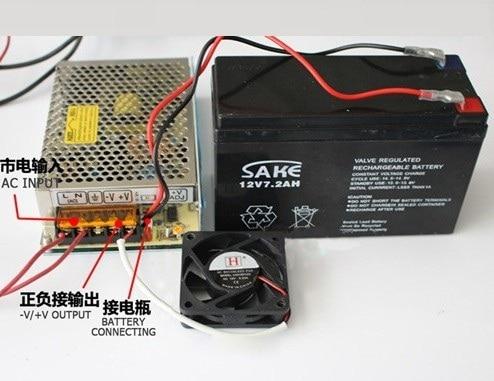 Бесплатная доставка SC-120-12 120 Вт 12В 10А или SC-120-24 120 Вт 24В 5А Универсальный AC UPS/зарядный переключатель функций питания