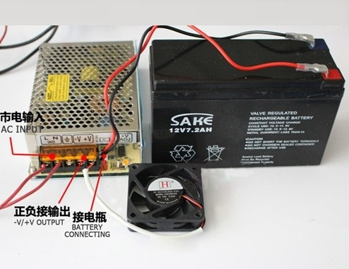 free shipping SC-120-12 120W 12V 10A or SC-120-24 120W 24V 5A universal AC UPS/Charge function switching power supply 35w 24v universal ac ups charge function monitor switching mode power supply sc35w 24
