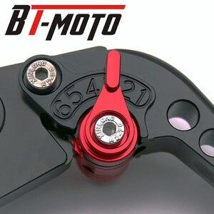 Image 4 - Para KTM DUKE 125 200 250 390 2012 2013 2014 2015 2016 2017 2018 2019 2020 de Alumínio Da Motocicleta CNC Ajustáveis Freio Embraiagem