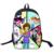 Undertale impressão mochila meninos meninas sacos de homens mulheres diário mochila crianças mochila ombro escola mochilas saco de presentes