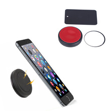 Universal Car Holder Mobile Phone Holders Stands Magnetic Mount Quick-snap Technology Phone Holder For Iphone Samsung Xiaomi GPS