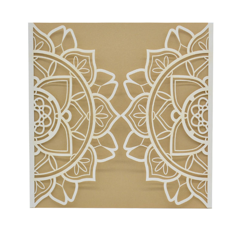 a298ed8b26 Lotus style quinceanera invitations laser cut birthday invitation card  wedding cards-in Cards & Invitations from Home & Garden on Aliexpress.com |  Alibaba ...