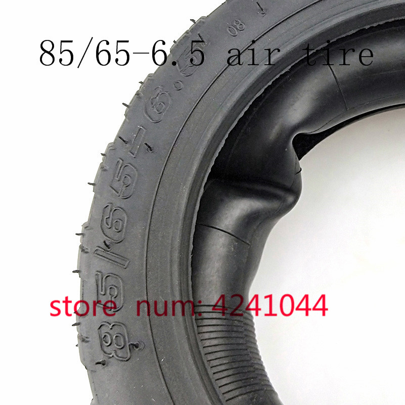 Image 4 - 85/65 6.5 Off Road tire and inner tube for Xiaomi ninebot9 Mini Pro Electric Balance Scooter 10 inch Electric scooter tyre-in Tyres from Automobiles & Motorcycles