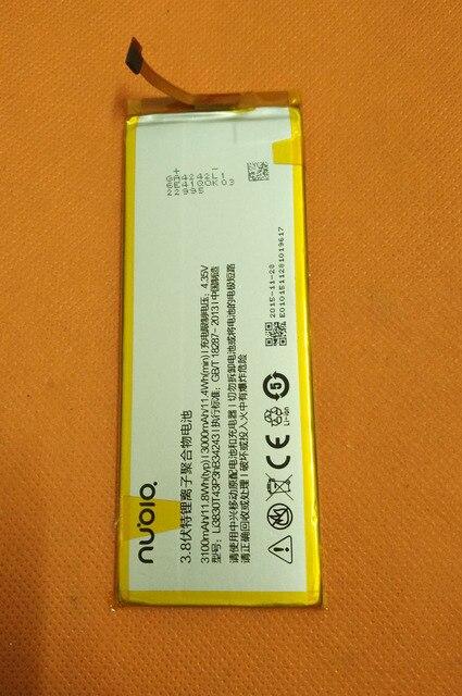 "Original 3100mAh Battery Batterie Batterij Bateria For Nubia Z7 Max NX505J Quad Core 5.5"" FHD 1920X1080"