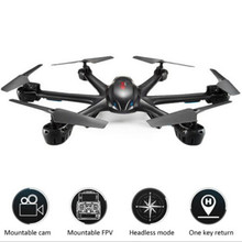 UFO helicopter MJX X600 Headless Mode 2.4GHz 6 Axis Gyro RC drones quadcopter with 3D Roll Stumbling Dron remote control toys
