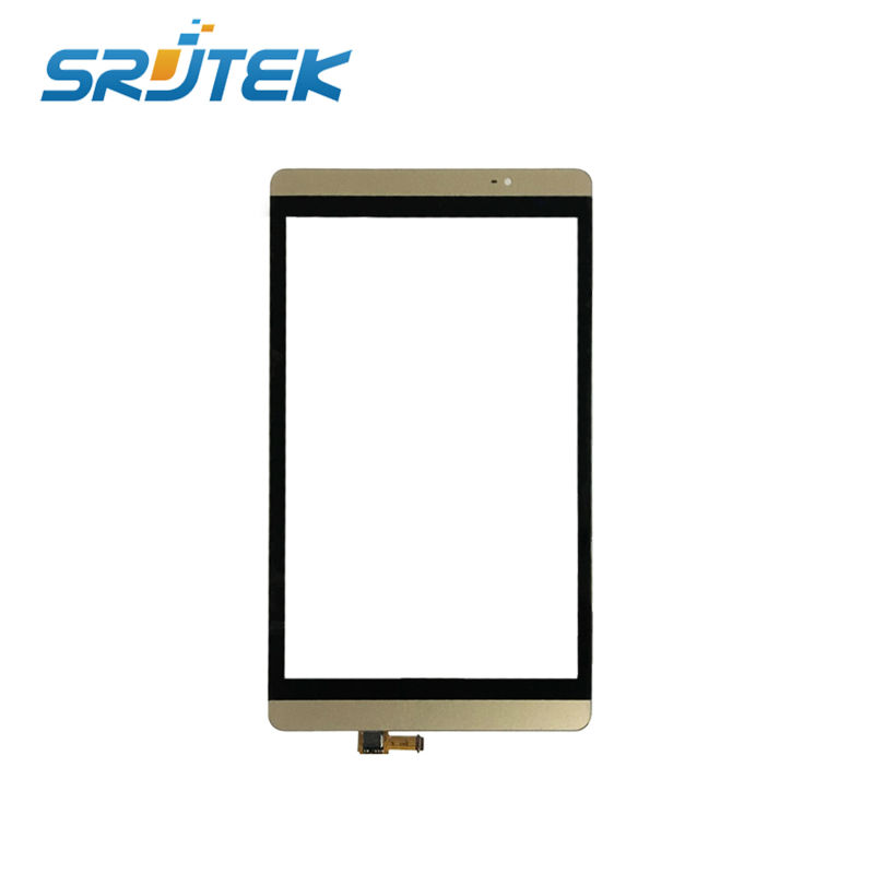 White/Gold Touch Screen Digitizer For Huawei MediaPad M2 M2-801 Glass Sensor Panel  For Huawei MediaPad M2 M2-801 Free Shipping  цены