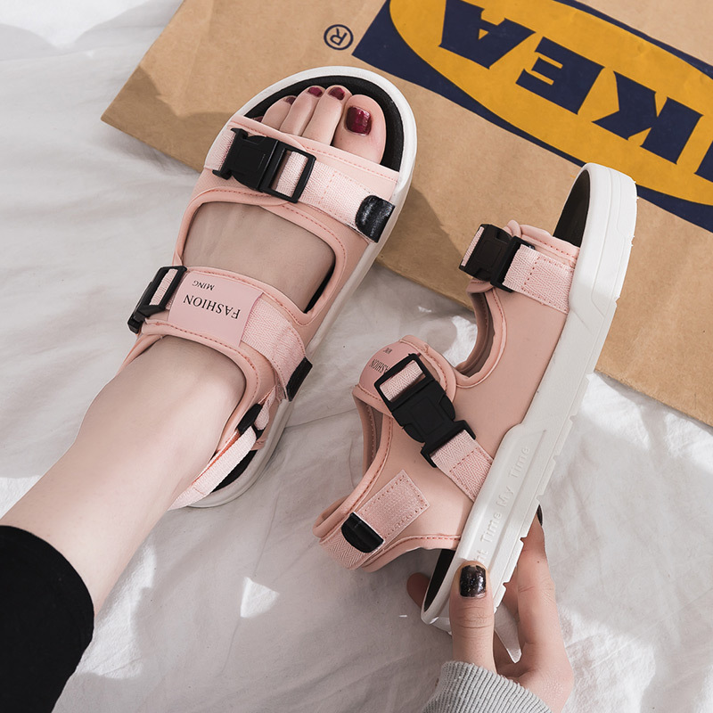 Fashion Shoes Women Beach Sandals Summer Holiday Shoes Casual Woman Sandals Thick Sole Flat Platform Young Ladies Sandals A1342Fashion Shoes Women Beach Sandals Summer Holiday Shoes Casual Woman Sandals Thick Sole Flat Platform Young Ladies Sandals A1342