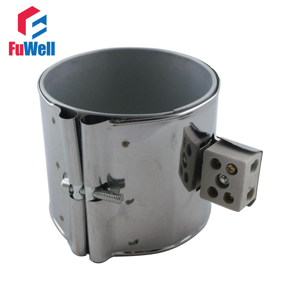 ФОТО 270*70mm 220V 1780W Mica Band Heater Stainless Steel Heating Element for Injection Machine