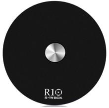 Caixa R-TV R10 RK3328 Inteligente Android 8.1 Caixa de TV Quad Core 16 2 gb RAM gb ROM 2.4g/ 5.0g WIFI LAN BT4.1 4 k Media Player