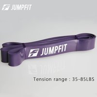 Quality Fitness Equipment 35 To 85 Pounds Resistance Bands Physio Expander Rubber Band Pull Up Crossfit