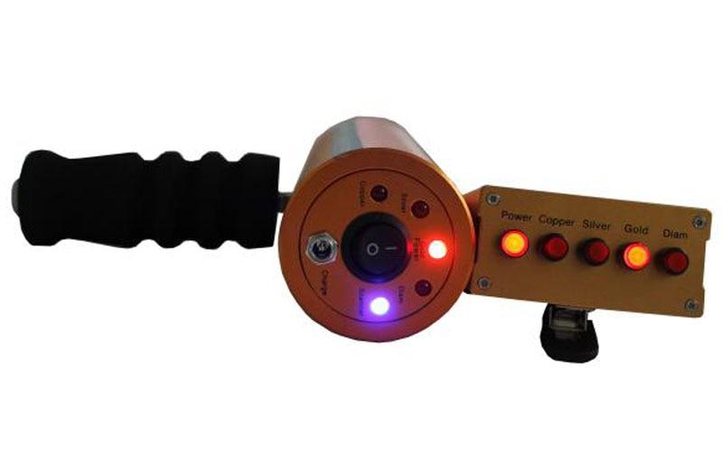 New Version Long Range Gold And Diamond Detector Metal Detectors Gold Detector  3D Metal Detector