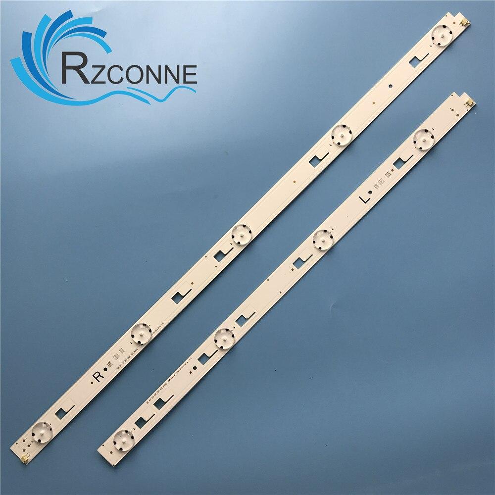 LED Backlight Strip For Sony 49 Inch TV KD-49XD7005 LC490EQY-SJA3 KD-49XD7005 KD-49XD7066 JDE 49'' CSP DRT Rgiht Left V02