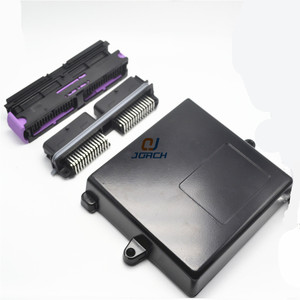 Image 2 - Boîtier en aluminium à 56 broches, boîte pour automobile, avec connecteur FCI assorti