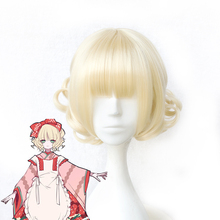 Rozen Maiden 15th Anniversary Hinaichigo Cosplay Wigs Synthetic Hair Adult Role Play